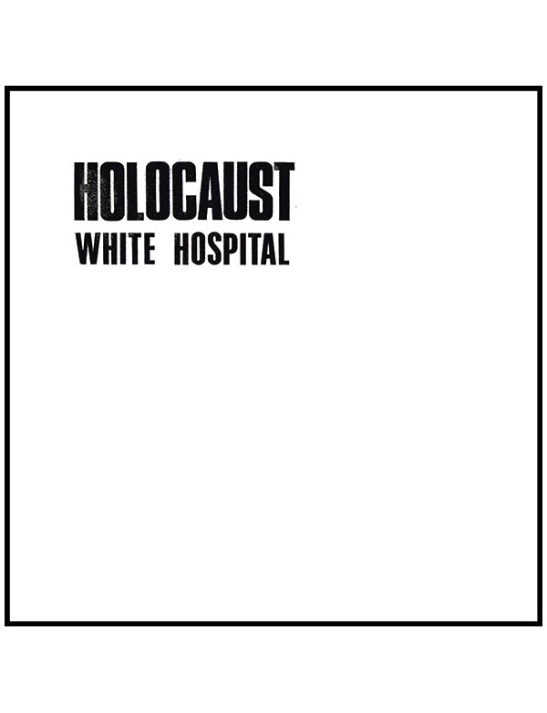 WHITE HOSPITAL - Holocaust [CD]