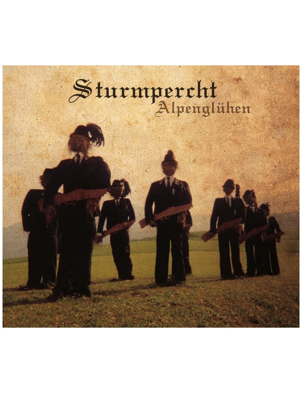 STURMPERCHT - Alpenglühen [CD]