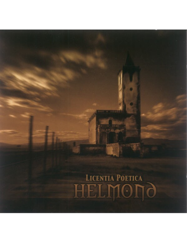 Helmond - Licentia Poetica [CD]