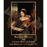 Damiano Mercuri - European Music & Ballads... [CD]