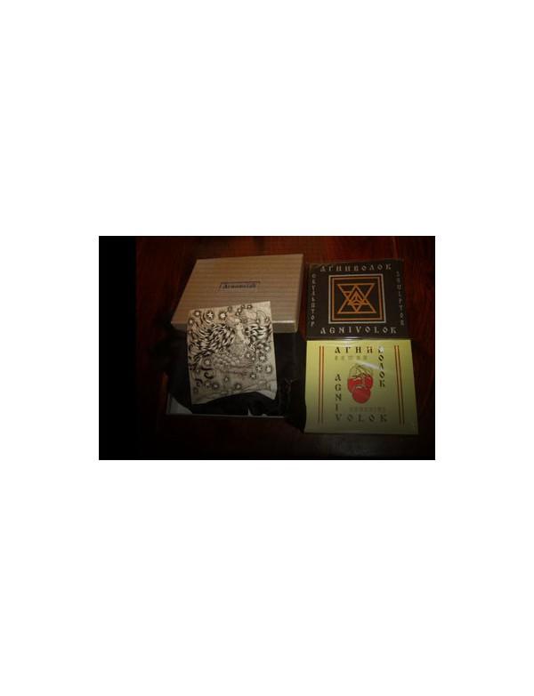 Agnivolok - Sculptor / Cherries [BOX 2CD]