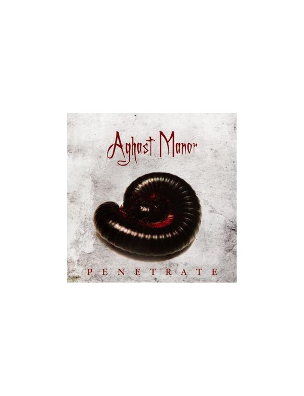 Aghast Manor - Penetrate [CD]