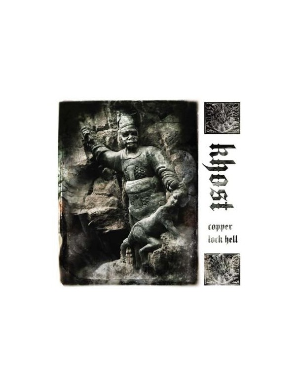 Khost - Copper Lock Hell [CD]