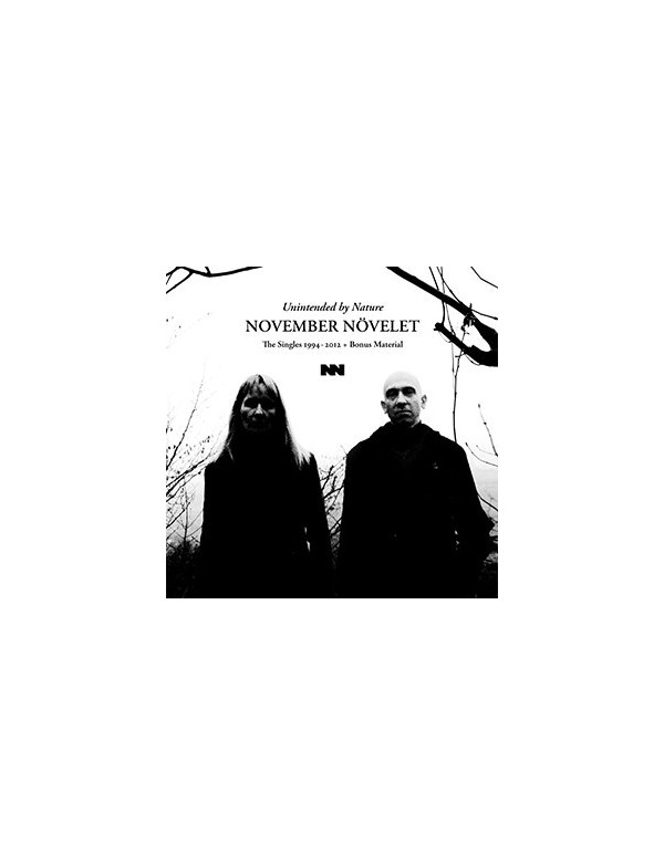 November Novelet - Unintended By Nature [CD]
