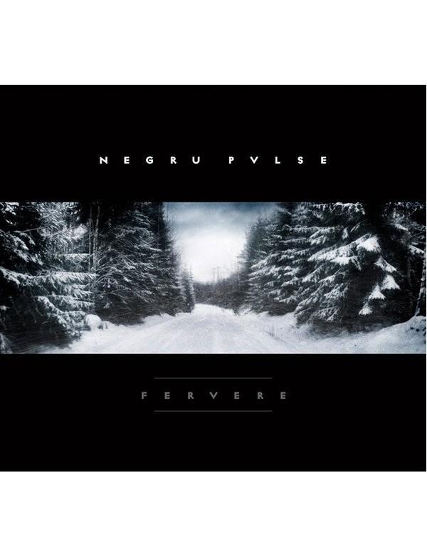 Negru Pvlse - Fervere [CD]