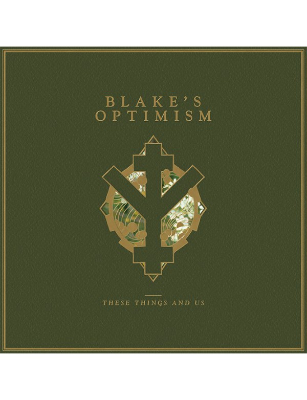"Blake's Optimism - These Things & Us [7""]"