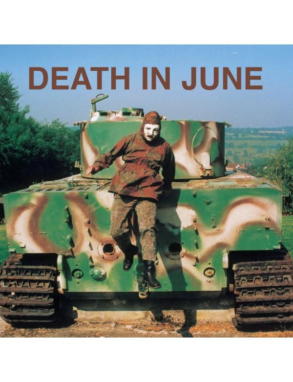 Death In June - Abandon Tracks [CD - 2017 Edition]
