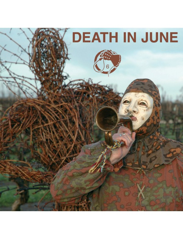 Death In June - The Rule Of Thirds [CD - 2017 Edition]